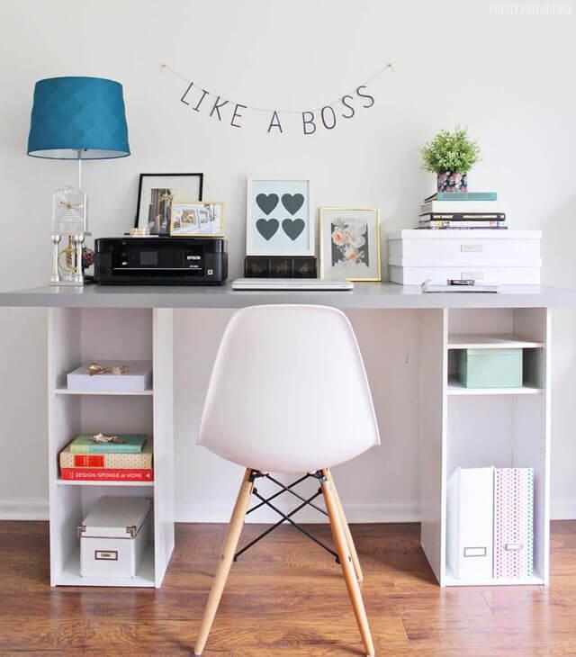 DIY Desk Under $60