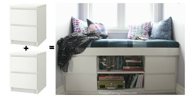 How to DIY a Simple Built-In Window Seat