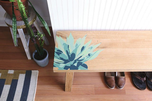 Paint by Numbers Furniture