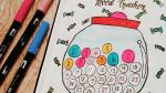 bullet journal mood feature