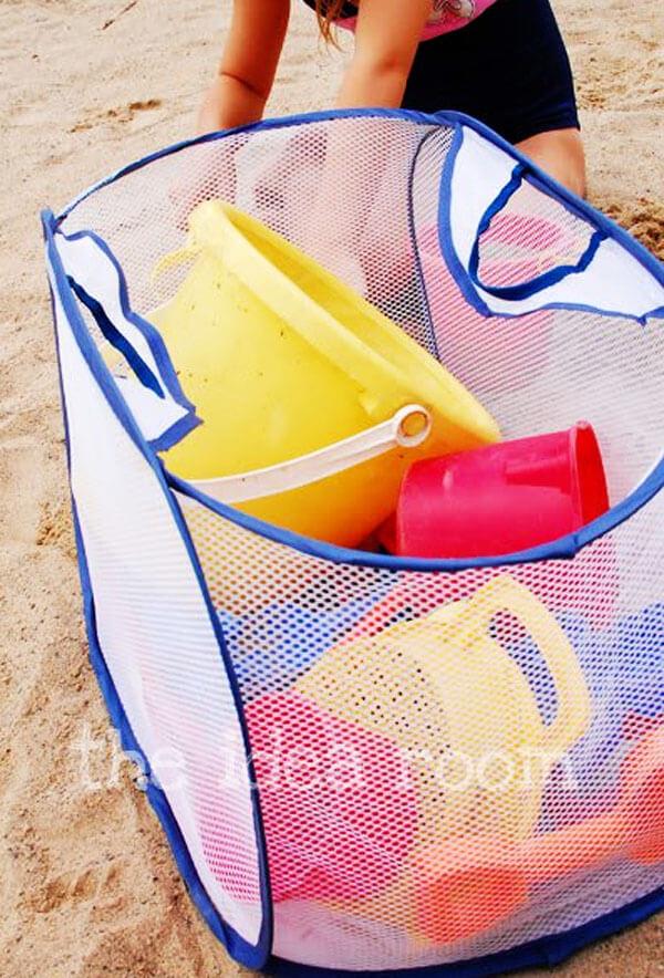 Sand Toys Organization