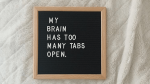 letter board quotes feature
