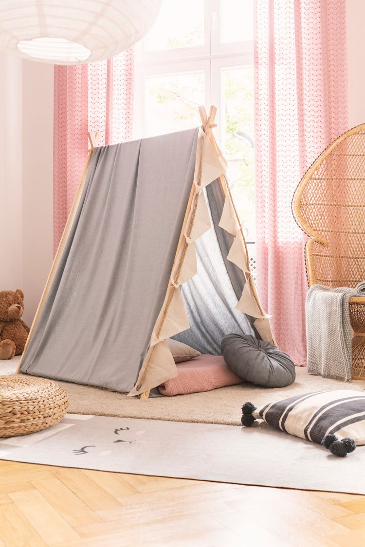 tall tent for kids