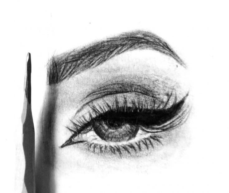 28 Inspiring And Creative Ideas For Drawing Eyes Mom S Got The Stuff