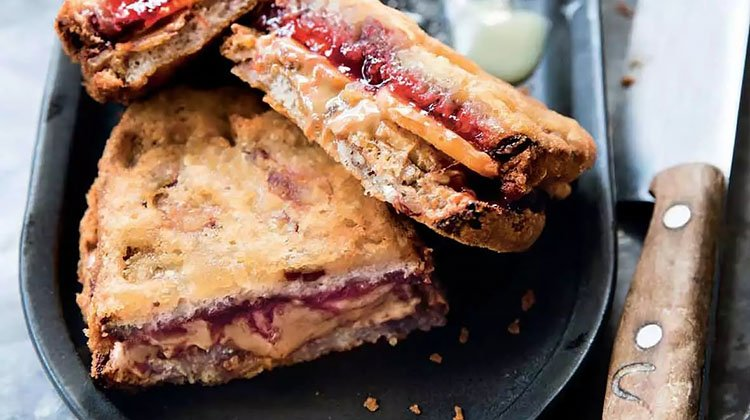 7 Gourmet Peanut Butter And Jelly Sandwich Recipes Mom S Got The Stuff