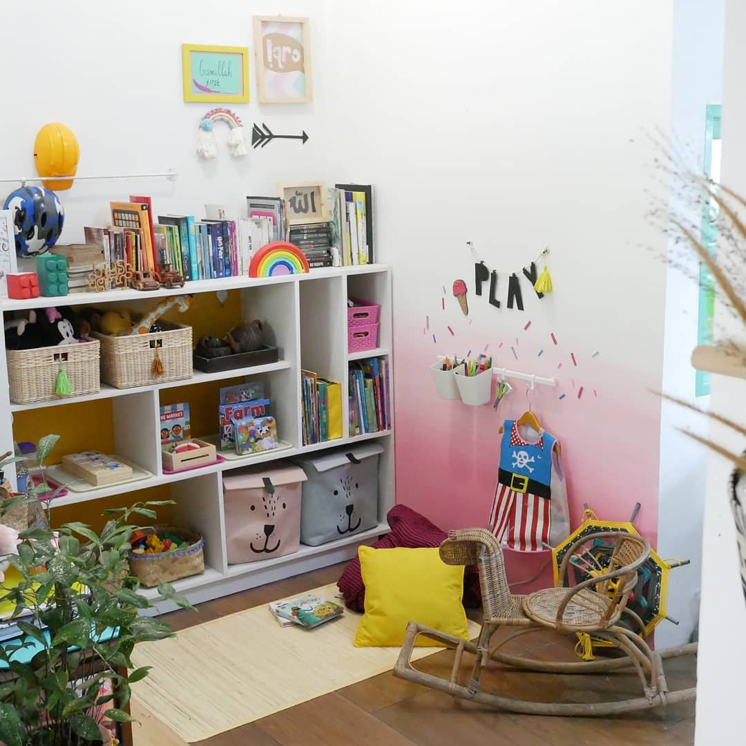 small play area