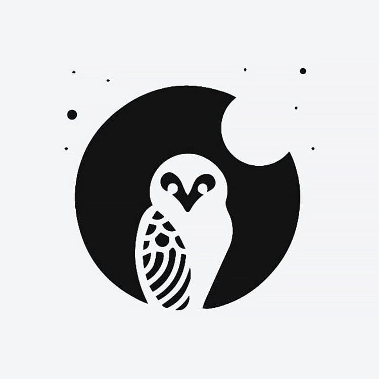 owl in mood