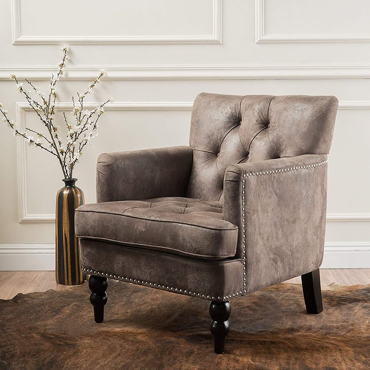 Medford Tufted Club Chair