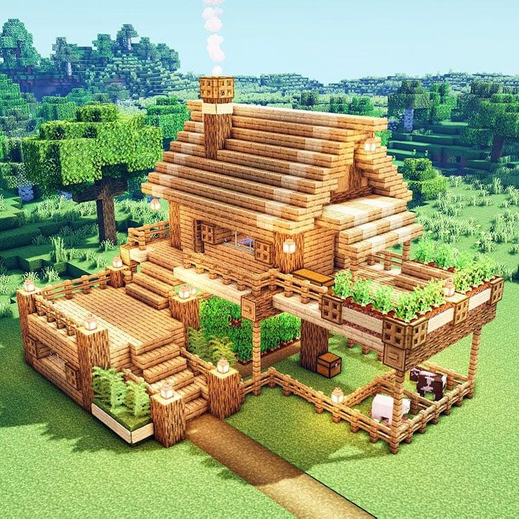 Simple Survival House