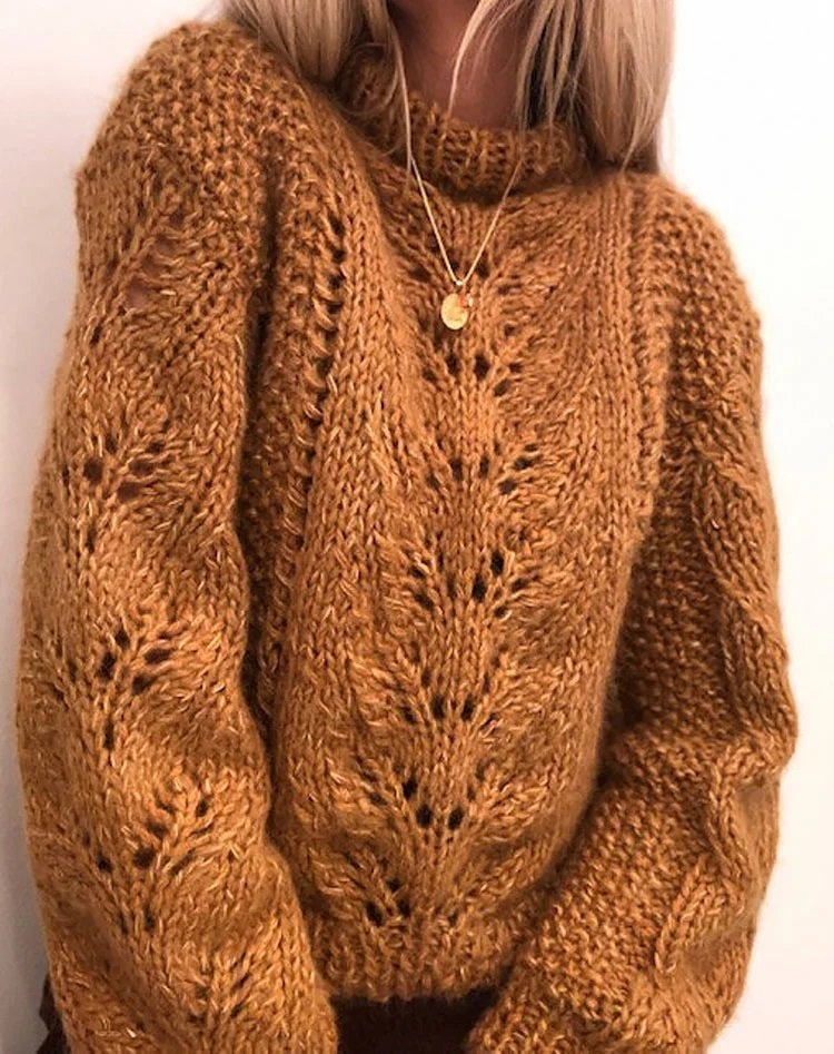 Chunky Women's Sweater