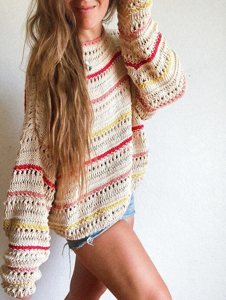 Inez Summer Sweater