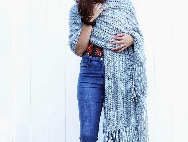Cozy Hygge Blanket Wrap