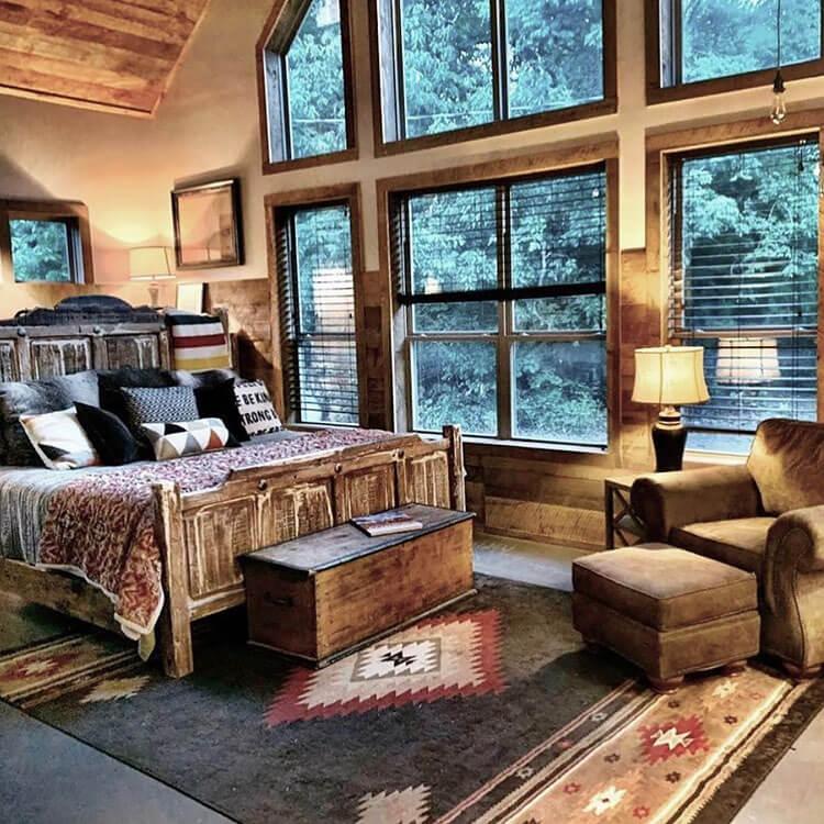 barndo bedroom