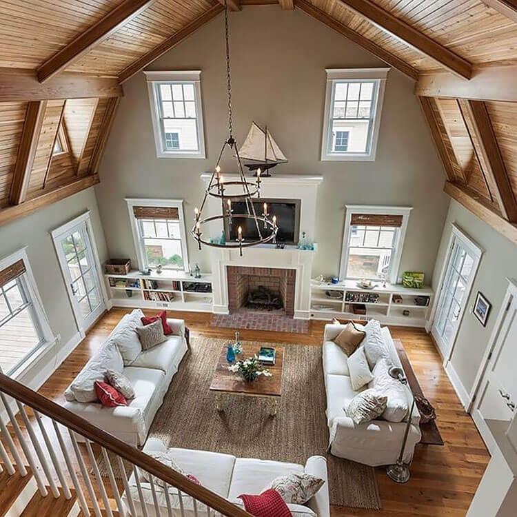 large barndo living room