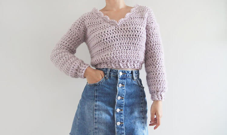 The Beatrice Sweater