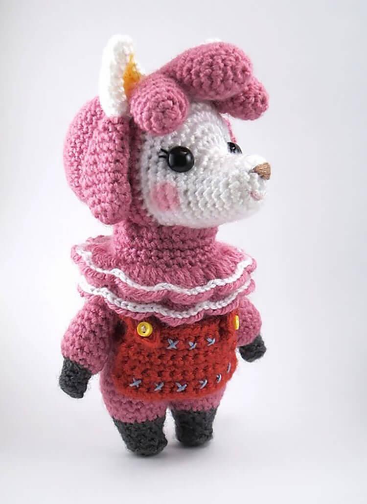 crochet animal crossing pattern