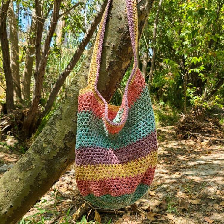 Afternoon Market Bag