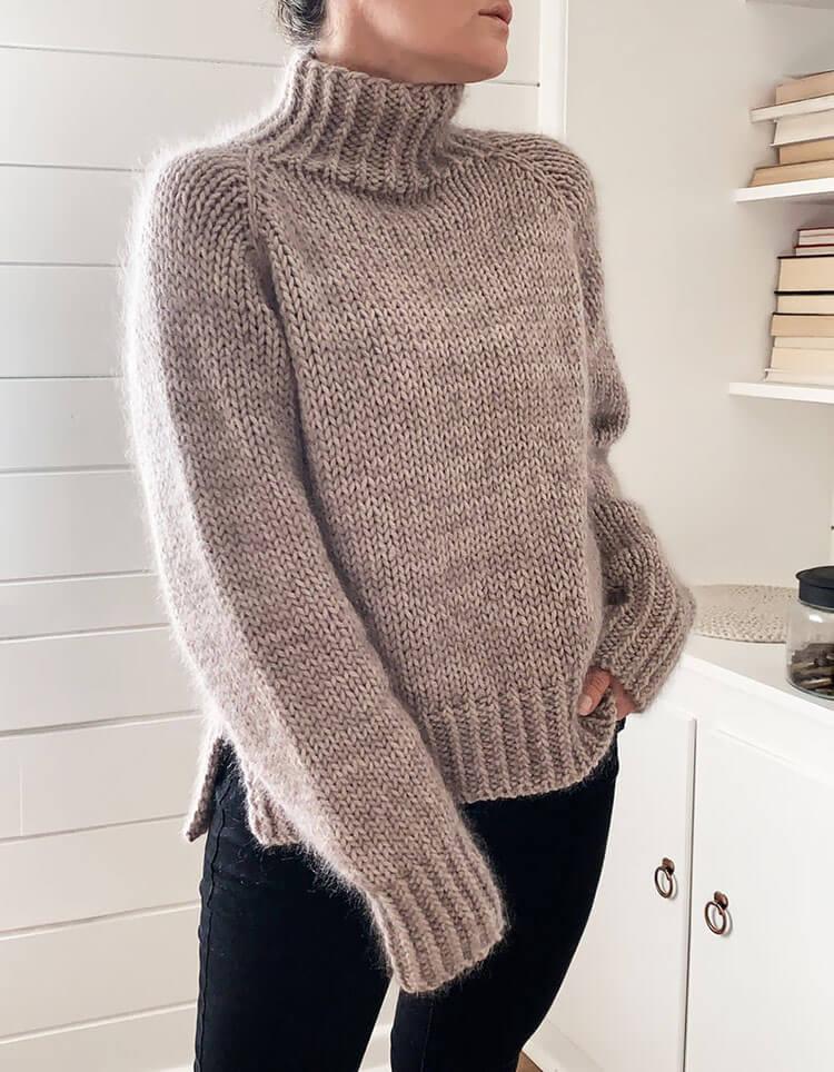 Gossamer Twist Sweater