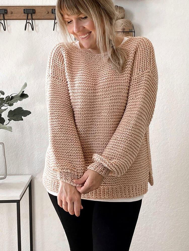 Cobblestone Sweater