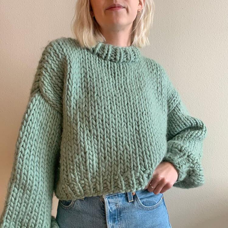 Super Simple Sweater