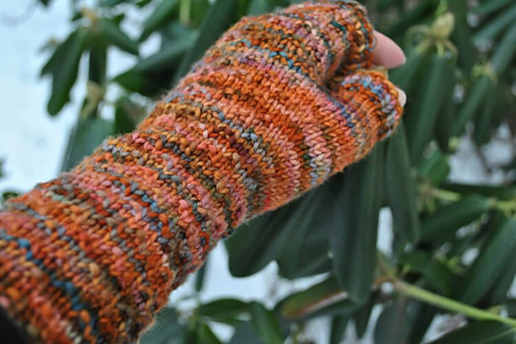 Hermione's Fingerless Gloves