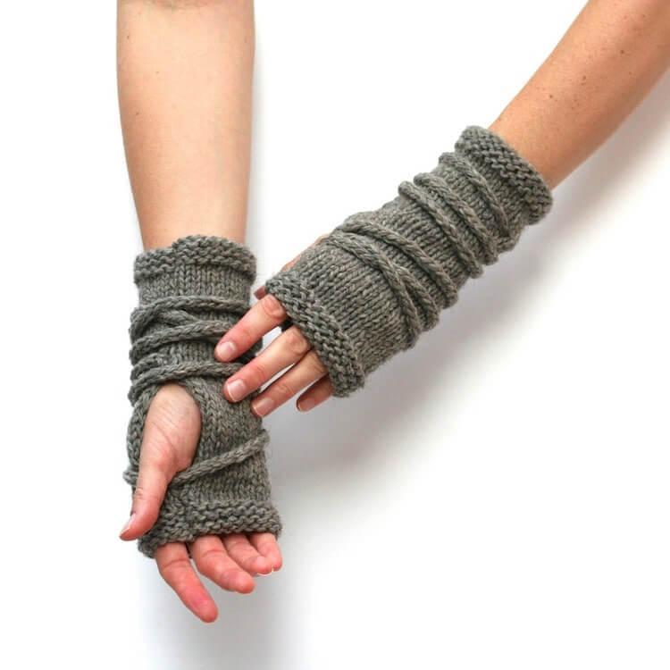 post-apocalyptic gloves