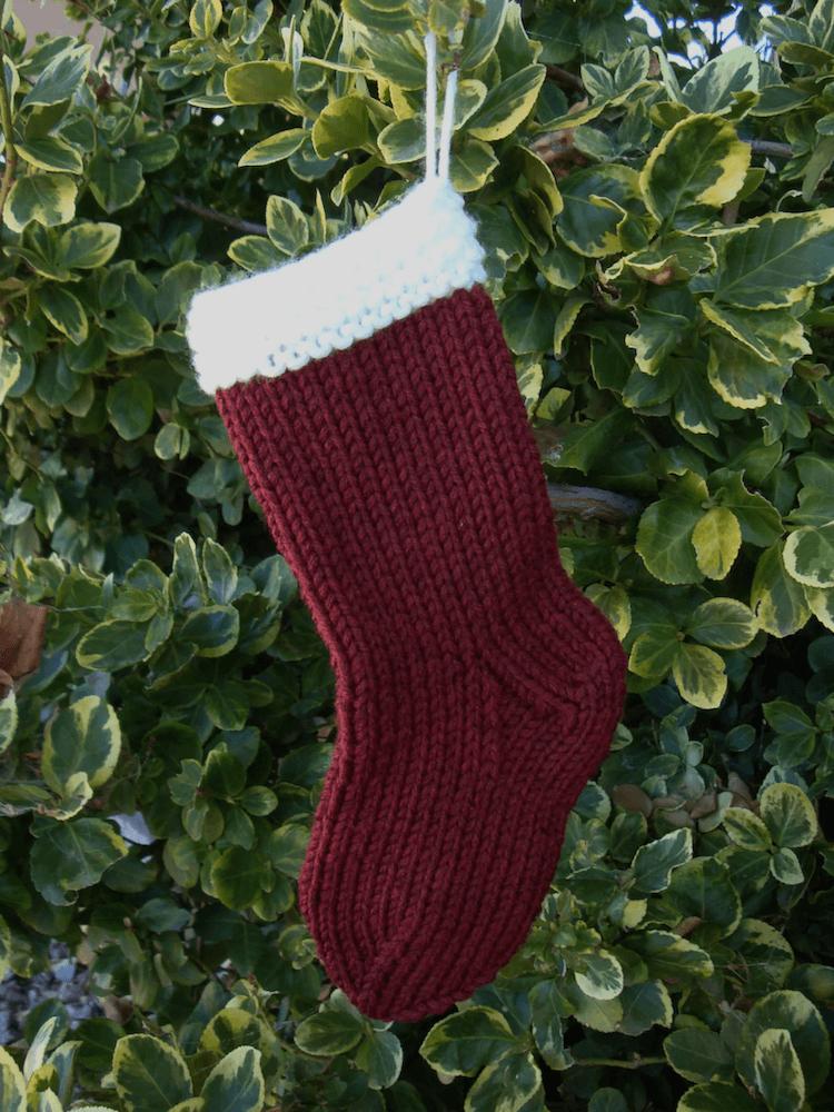 Little Christmas Stocking