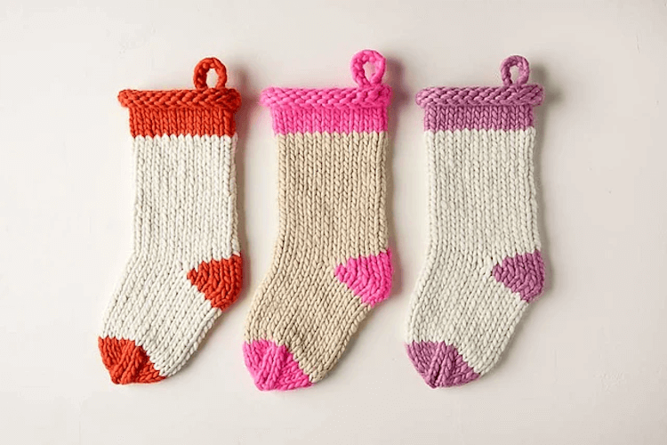 Knit Before Christmas Stocking