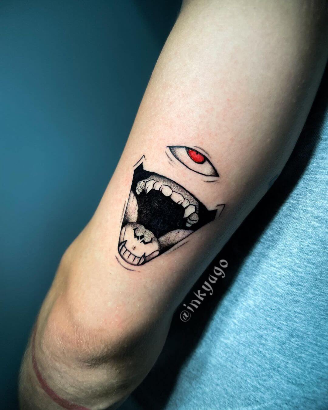 sukuna tattoo