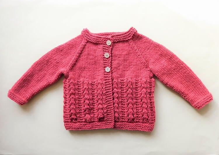 IONA Baby Cardigan Jacket