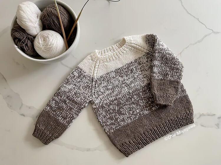 Caffe Latte Sweater
